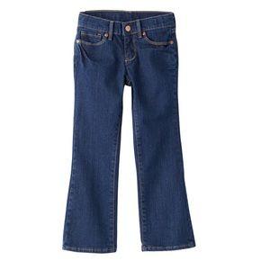 Sonoma Dark wash bootcut jeans 6X